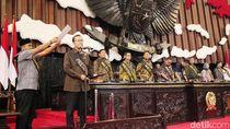 Geladi Kotor Pelantikan Presiden-Wakil Presiden