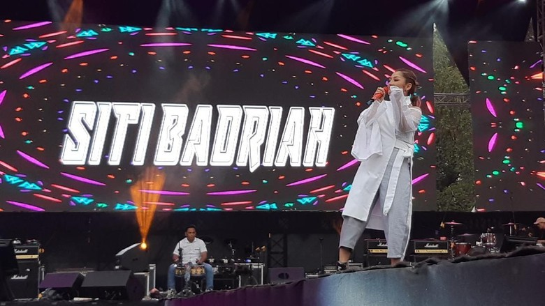 Siti Badriah Foto: Febriyantino Nur Pratama