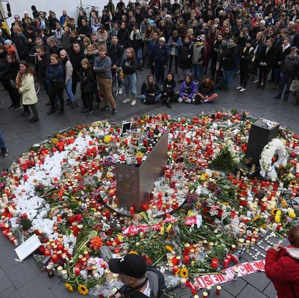 Serangan Teror Ekstremis Kanan di Halle, Siapa 2 Korban yang Tewas?