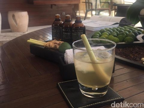 Review: Sensasi Spa di Bibir Tebing Uluwatu Bali