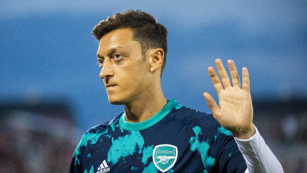Oezil: Arsenal Jeblok karena Aku? Enak Saja!