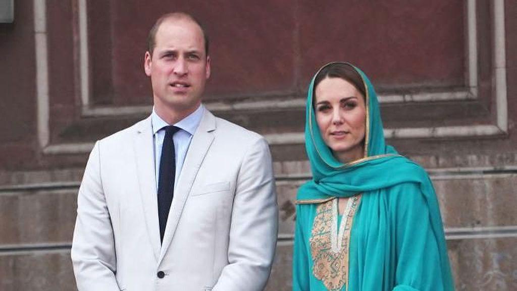 Kate Middleton dan William Unggah Video yang Bikin Fans Menangis