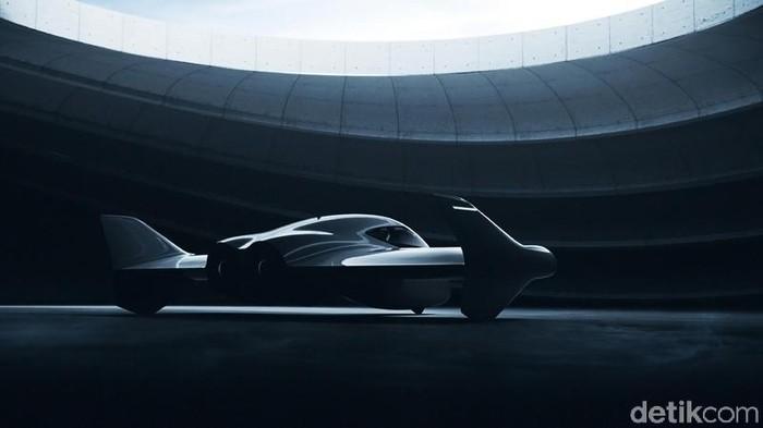 Mobil Terbang Porsche