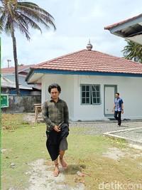 Begitu menyejukkan toleransi umat beragama di Pulau Miangas. (detikcom)