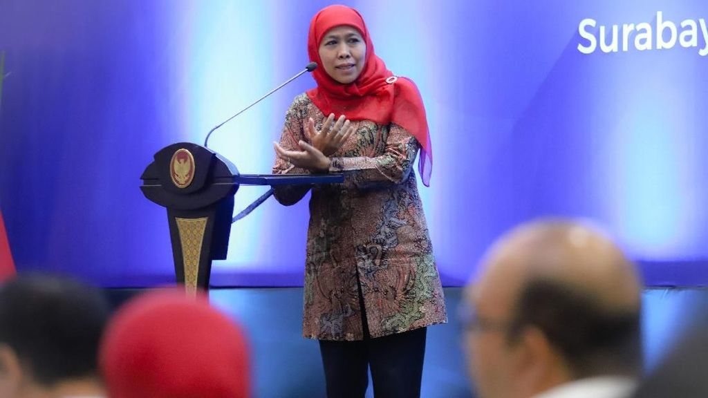 Ini Kiat Gubernur Khofifah Dorong Pertumbuhan Ekonomi Jatim