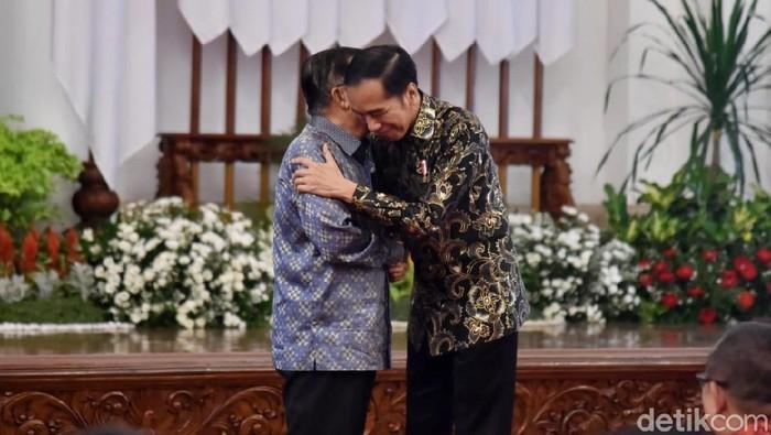Jokowi-JK (Foto: Setpres)