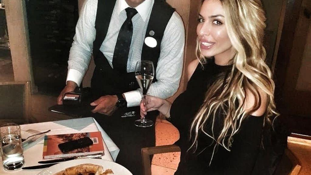 Gaya Makan Mewah Eks Model Playboy yang Jadi Calon Presiden Kroasia