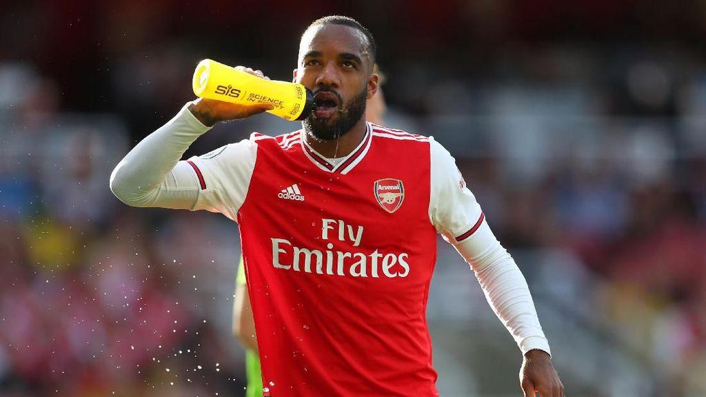 Sheffield Vs Arsenal: Lacazette Berpeluang Comeback