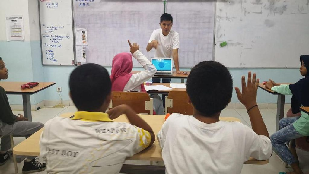 Pelajar NJHS Ajak Sekolah se-Jakarta Kelola Sampah dengan Benar