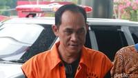 Dalam kasus tersebut Rodi dan Suryadman Gidot telah ditetapkan sebagai tersangka oleh KPK.
