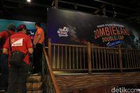 Sambut Halloween, Trans Studio Bandung Punya Wahana Zombie!
