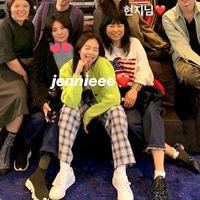 Kecantikan ibu Jennie Blackpink bikin netizen terpesona