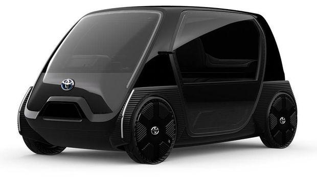 Toyota Akhirnya Punya Rencana Bikin Mobil Listrik Murni