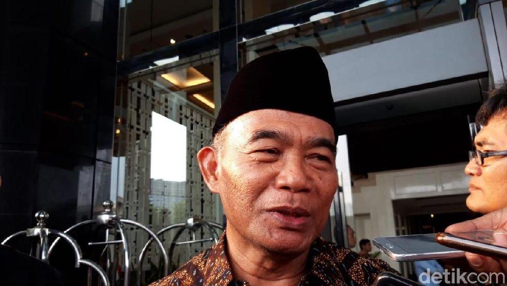 Muhadjir: Saya Telah Berusaha Maksimal Menerjemahkan Visi Jokowi