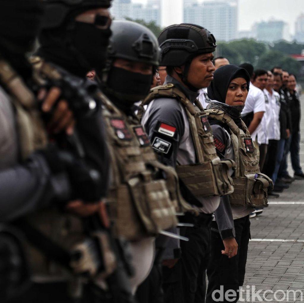 Jelang Pelantikan Presiden, Jakut Perketat Pengamanan Objek Vital