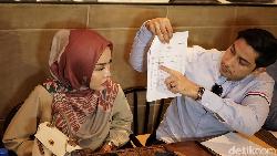 Meski Dibantah, Medina Zein Keukeuh Irwansyah Gelapkan Dana Rp 1,95 M