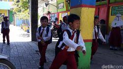 13 Ribu Siswa SD-SMP Kota Pasuruan Akan Dapat Seragam Gratis