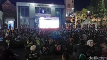 Bonek Diajak Download Jogo Suroboyo Saat Nobar Persib Vs Persebaya