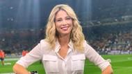 Potret Presenter Jadi Kontroversi, Pakai Baju Seksi Saat Liputan Sepakbola