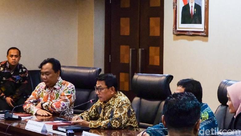 PR Jokowi soal Kasus HAM Tak Tuntas dalam 5 Tahun, Ini Alasan Istana