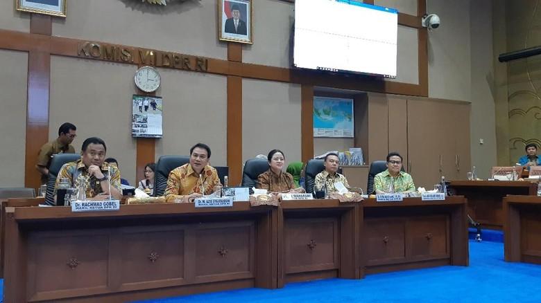 PDIP Pimpin Komisi Hukum-Banggar DPR, Gerindra Tak Dapat Kursi Ketua Komisi