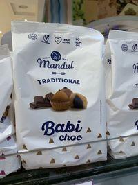 Kue Muffin 'Mandul Babi