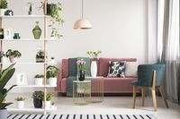 7 Ide Ruang Tamu Minimalis Modern Bikin Rumah Makin Cantik