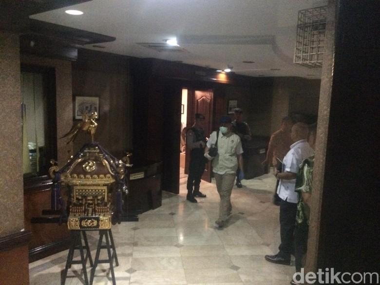 KPK Sita Dokumen Perjalanan ke Jepang dari Kantor Wali Kota Medan