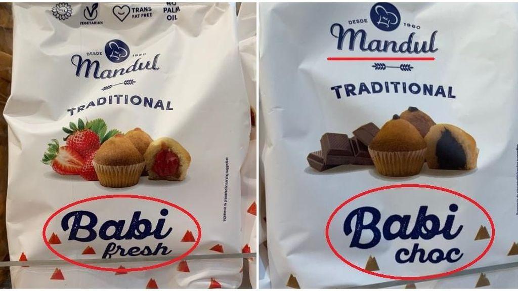 Kue Muffin Mandul Babi Bikin Netizen Salah Paham