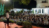 Zikir HUT Ke-350 Sulsel, Nurdin Abdullah Doakan Pelantikan Jokowi Lancar