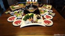 Cara Makan Shabu-shabu Ala Jepang yang Benar Menurut Chef Jepang