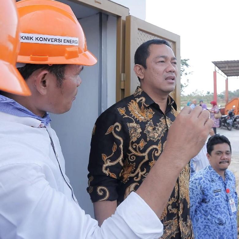 Gratiskan Listrik, Pemkot Semarang Bangun Pembangkit Listrik Tenaga Angin