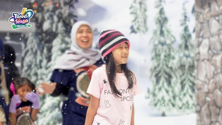 Trans Studio Cibubur punya wahana lengkap, termasuk yang ramah anak. (Foto: Trans Studio Cibubur)