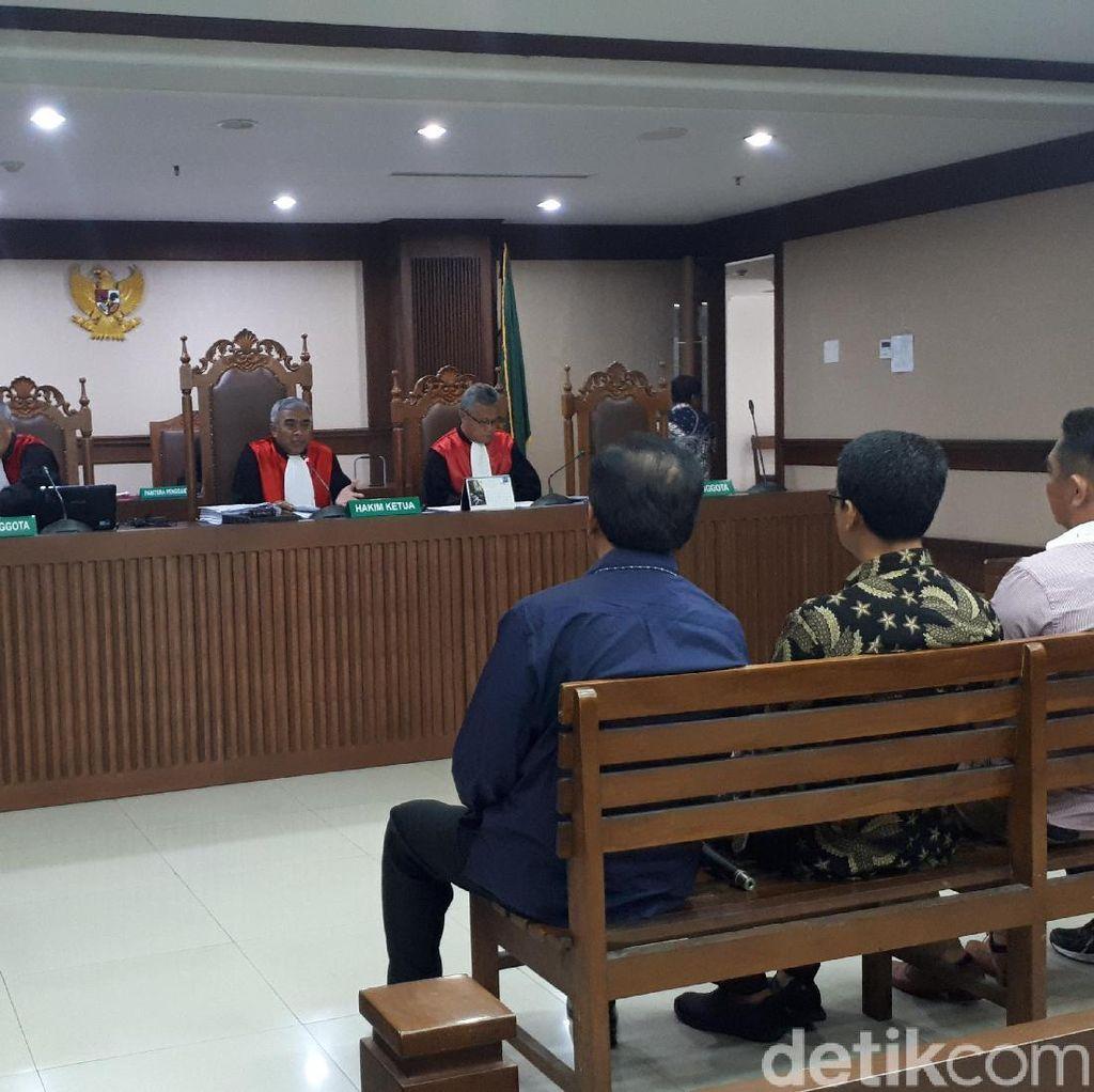 Jaksa Ungkap Percakapan Nurdin-Kadis Kepri: Ada Kode Uang Jahit
