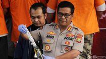Polisi Petakan Rencana Abdul Basith cs Siapkan Molotov dari Rekonstruksi