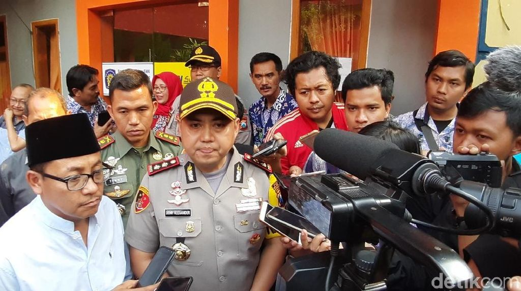 Motivator Penempeleng 8 Siswa SMK Muhammadiyah 2 Malang Ditangkap