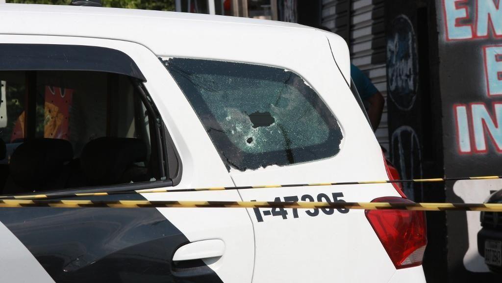 Polisi Brasil Tembak Mati 3 Perampok dalam Baku Tembak di Bandara