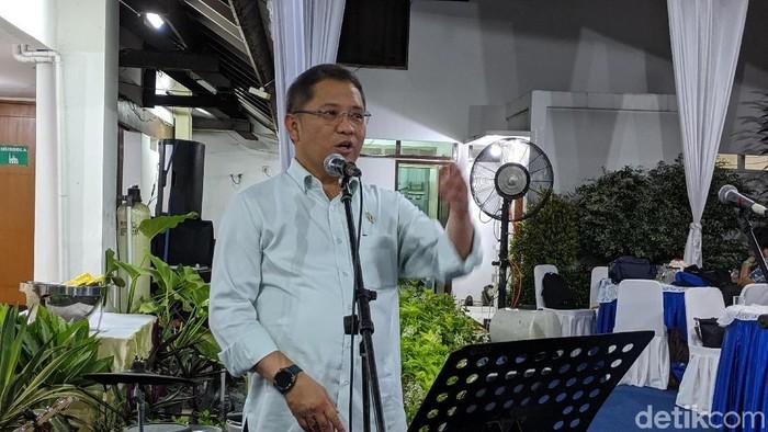 Menkominfo Rudiantara (Foto: Agus Tri Haryanto/detikINET)