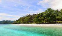 Pulau Umang, Banten.