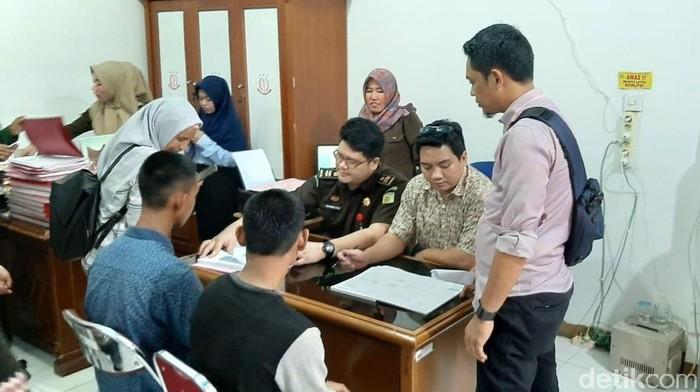 Foto: Polisi segera sidangkan 5 pelaku kasus karhutla di Sumsel (dok ist)