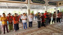 ASN Banyuwangi Doa Bersama Jelang Pelantikan Presiden
