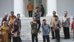 Jusuf Kalla: Semuanya Menarik Bersama Presiden Jokowi