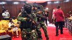 Begini Simulasi Pengamanan Pelantikan Presiden di DPR