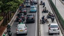 Kecelakaan di Jalur TransJakarta, Seorang Pemotor Tewas
