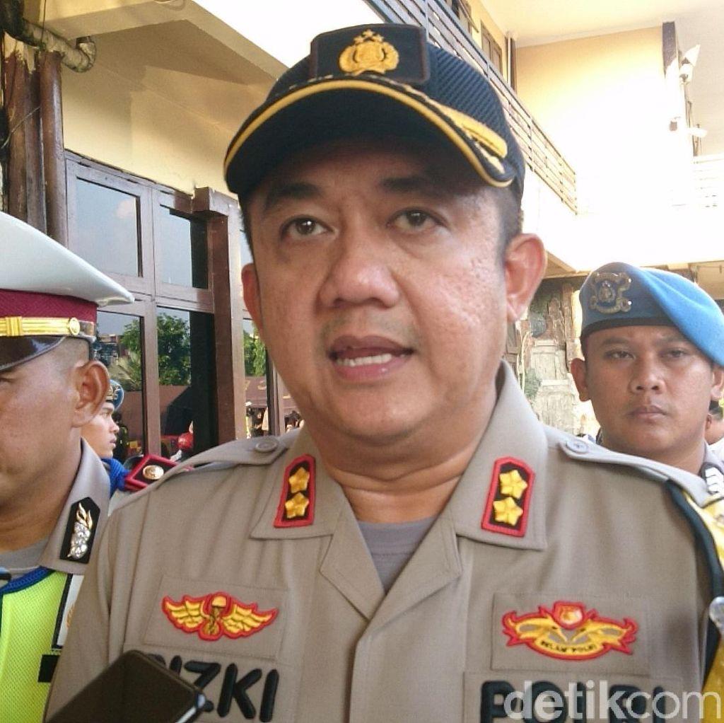 Polisi Perketat Pengamanan Pelabuhan Merak Jelang Pelantikan Presiden