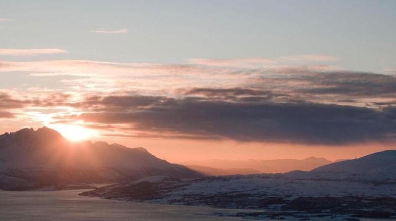 Matahari tak terbenam selama 2 bulan di Tromso (BBC Travel)