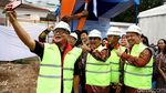 Wika Gedung Garap Pembangunan Graha Mantap