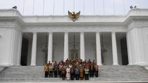 Kabinet Jokowi 94%: Calon Menteri Profesional 53%, Politikus 47%