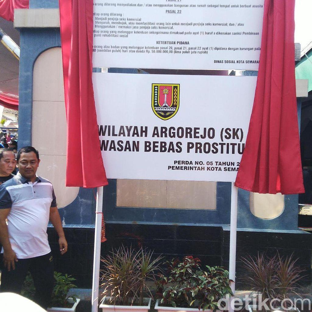 Lokalisasi Sunan Kuning Semarang Resmi Ditutup Hari Ini