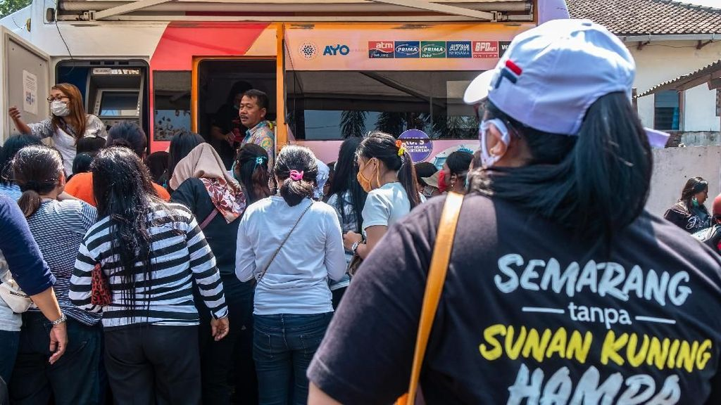Akhir Kisah Lokalisasi Sunan Kuning Semarang